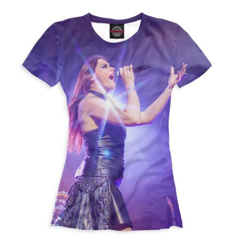 Женская футболка Nightwish