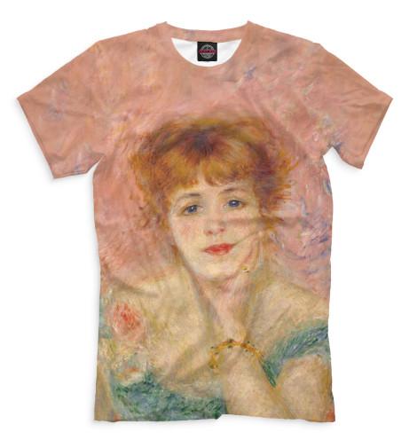 Мужская футболка Жанна Самари