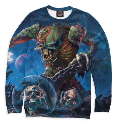 Мужской свитшот Iron Maiden