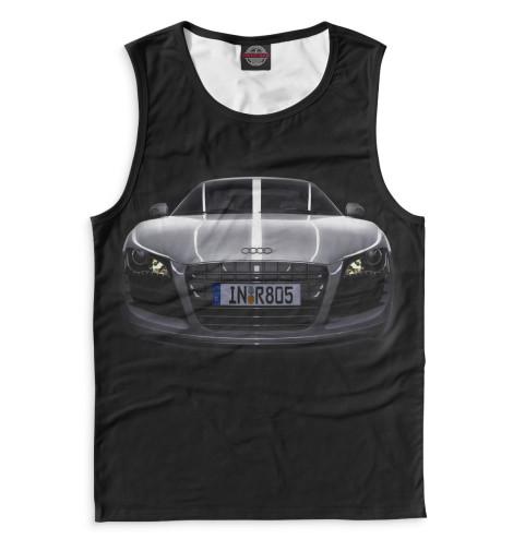 Мужская майка Audi R8