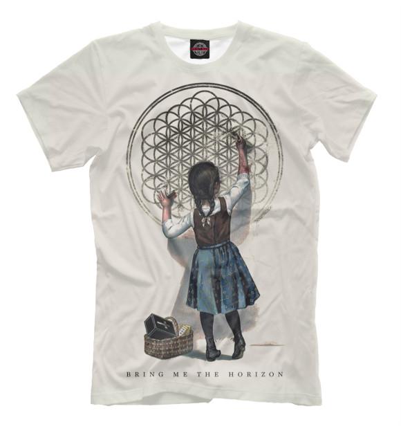 Купить Мужская футболка Bring Me The Horizon BRI-676110-fut-2