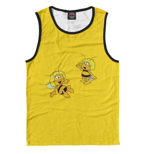 Майка Print Bar Пчелка Майя arteast подвеска пчелка
