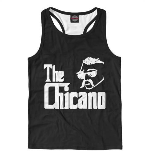 Майка борцовка Print Bar The Chicano майка борцовка print bar the fool дурак