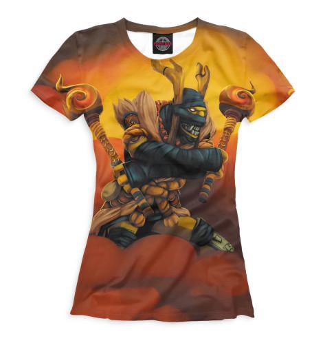 Женская футболка Shadow Shaman