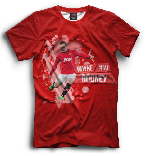 Мужская футболка Manchester United