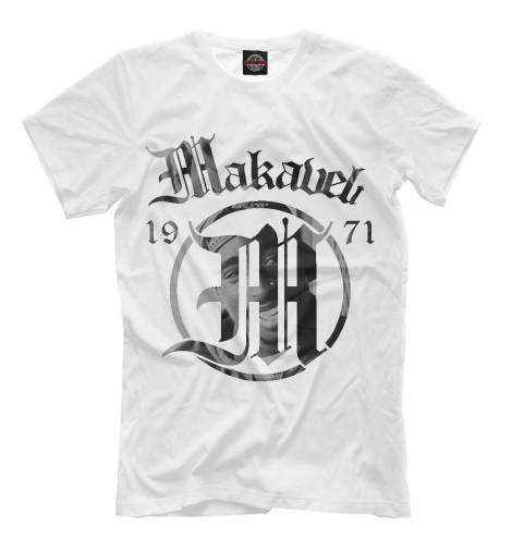 Футболка Print Bar 2pac - Makaveli футболка для беременных printio 2 pac