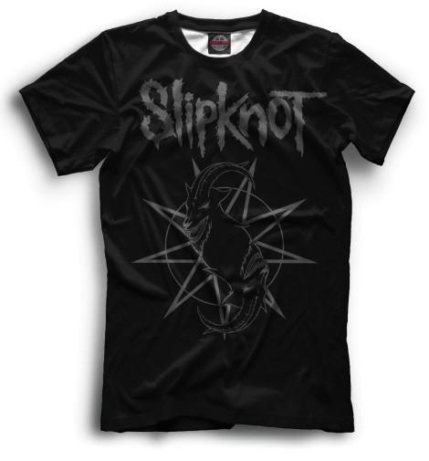 Мужская футболка Slipknot