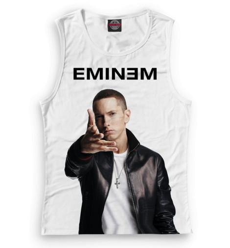 Женская майка Eminem