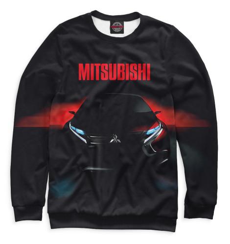 Свитшот Print Bar Mitsubishi mitsubishi 100