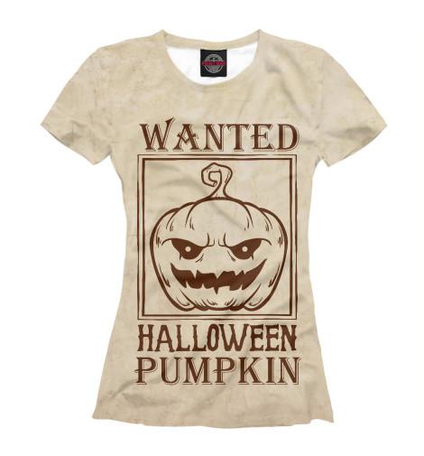 Футболка Print Bar Helloween Pumpkin helloween milan