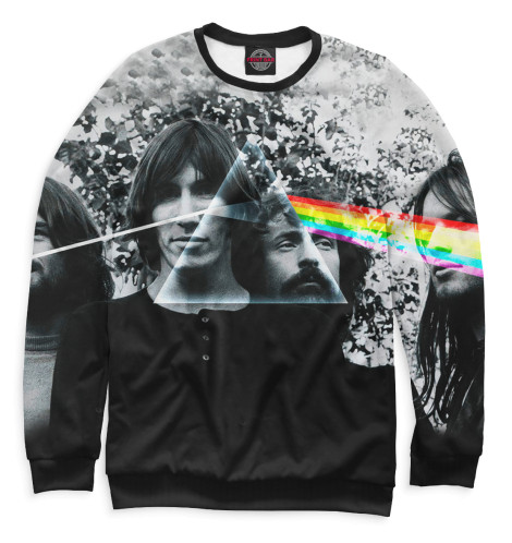 Женский свитшот Pink Floyd