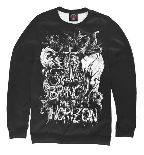 Свитшот Print Bar Bring Me the Horizon футболка для беременных printio bring me the horizon