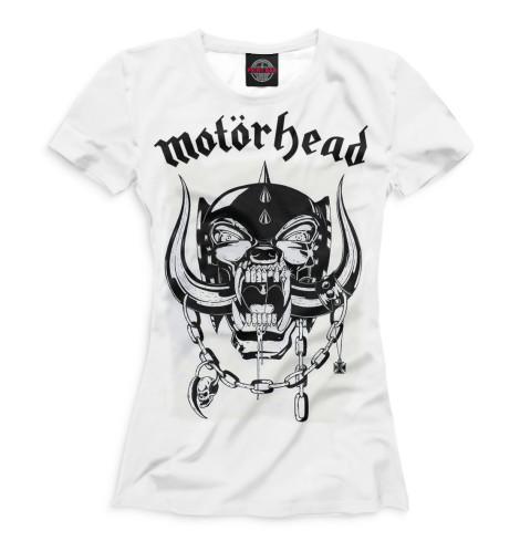 Купить Женская футболка Motorhead MOT-846182-fut-1
