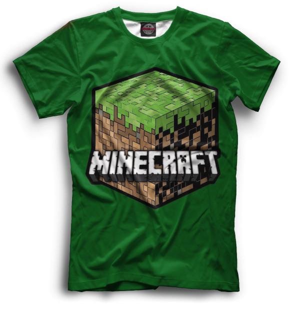 Купить Мужская футболка Minecraft MCR-752413-fut-2