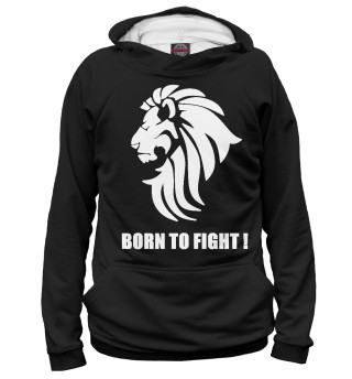 Худи Born to fight (2)
