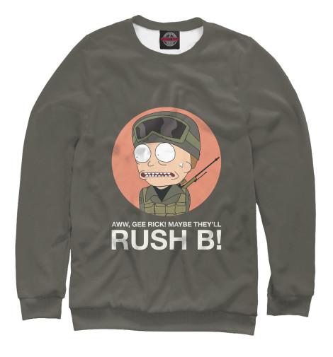 Свитшот Print Bar Rush B! mike86] mix b 207 20 30 b 207