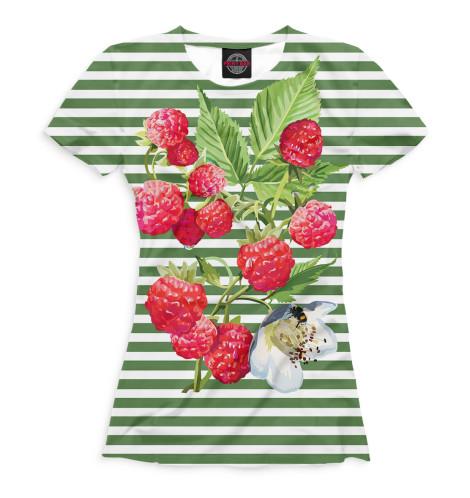 Женская футболка Матроска