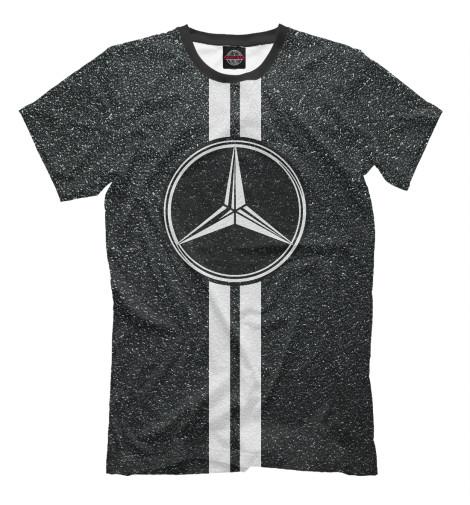 Футболка Print Bar Mercedes Series mercedes а 160 с пробегом