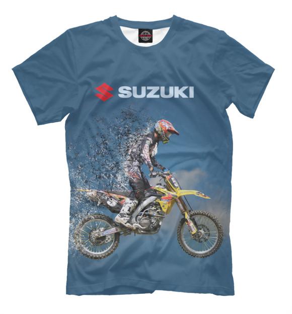 Купить Футболка для мальчиков Suzuki MTR-404343-fut-2