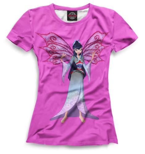 Женская футболка Клуб Винкс