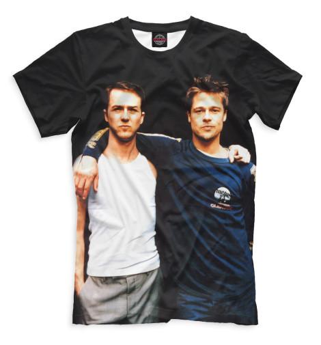 Мужская футболка Бойцовский клуб