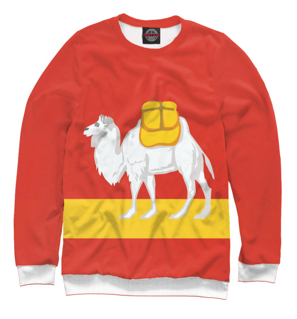 Купить Свитшот для мальчиков Верблюд ZIR-876702-swi-2