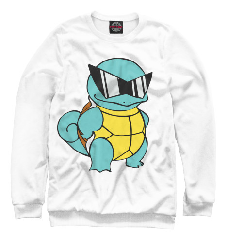 Свитшот Print Bar Squirtle / Сквиртл