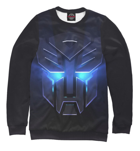 Свитшот Print Bar Transformers transformers маска bumblebee c1331