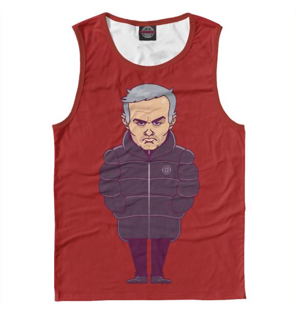 Купить Майка для мальчика Jose Mourinho MAN-139043-may-2