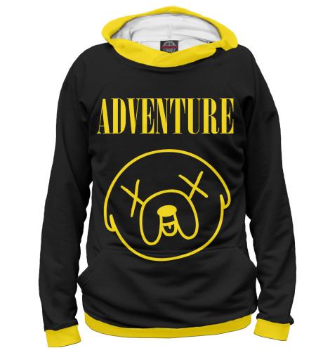 Худи Print Bar Adventure Jake худи print bar adventure fiction
