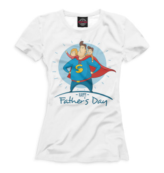 Женская  Father's Day