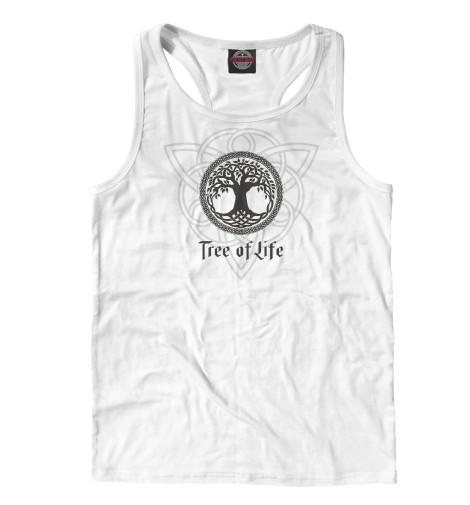 Майка борцовка Print Bar Древо жизни футболка print bar спасаю жизни