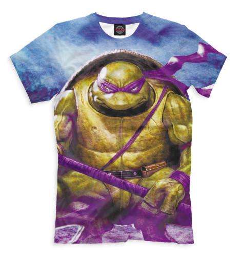 Мужская футболка Донателло
