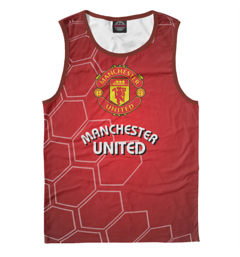 Майка Print Bar Manchester United футбольная форма top thai manchester united 2014 15 n98 jacket chelsea