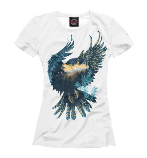 Купить Женская футболка Орёл PTI-692450-fut-1