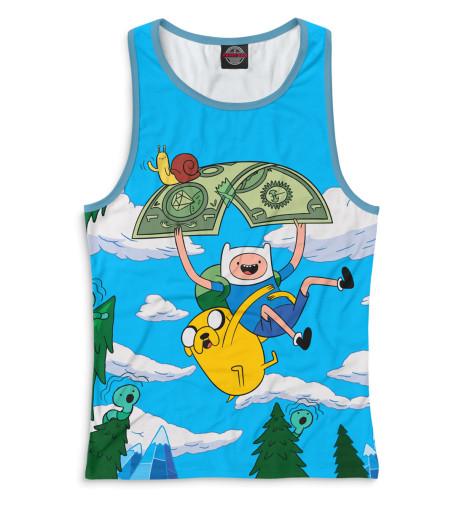 Купить Майка для девочки Adventure Time ADV-871202-mayb-1