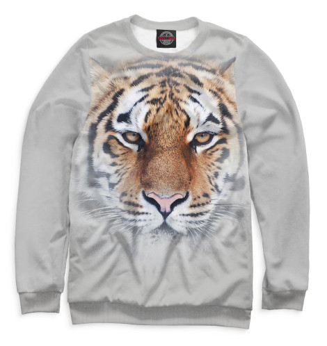 Женский свитшот Тигр