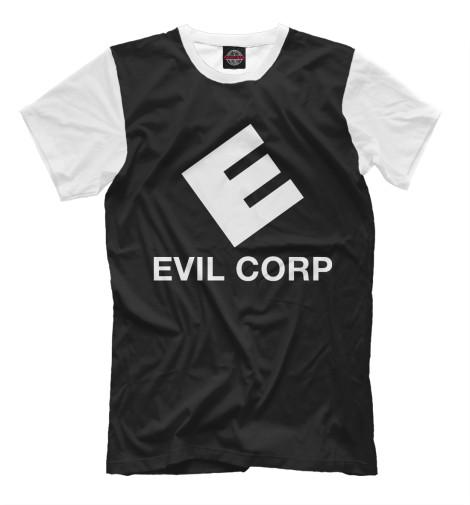 Купить Мужская футболка Evil Corp MRR-777379-fut-2