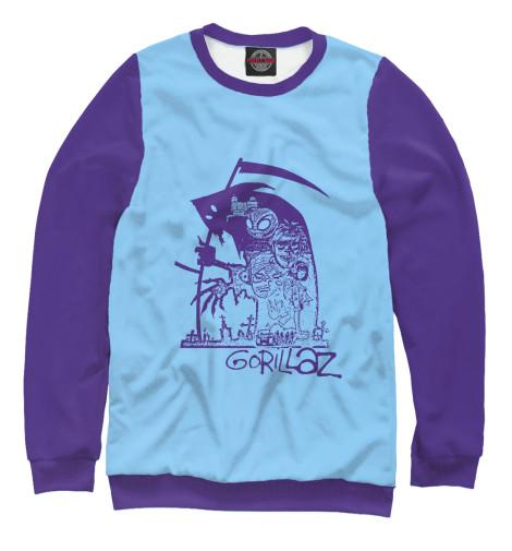 Купить Свитшот для девочек Gorillaz GLZ-499467-swi-1