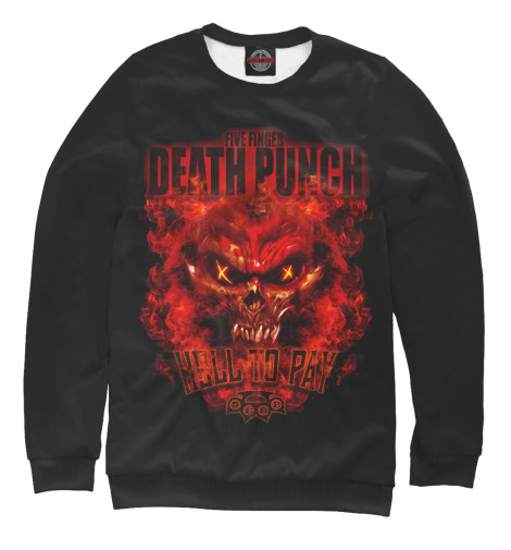 Свитшот Print Bar Five Finger Death Punch Hell To Pay samsung pay mojet polychit novyi sposob verifikacii platejei