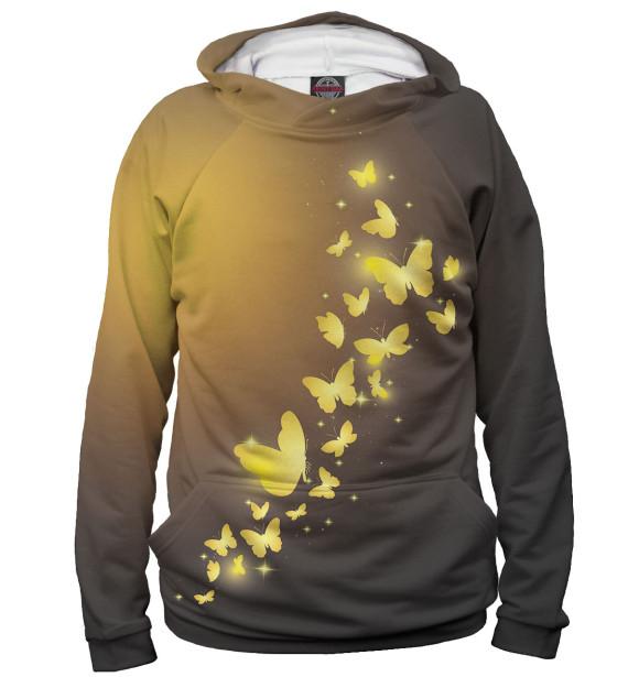Купить Женское худи Бабочки NAS-688878-hud-1