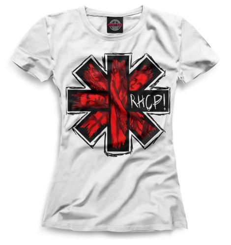 Женская футболка RHCP
