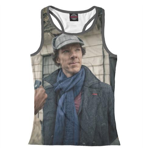 Купить Майка для девочки Sherlock SHE-344052-mayb-1