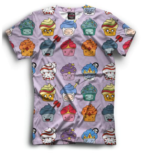 Мужская футболка Adventure Time