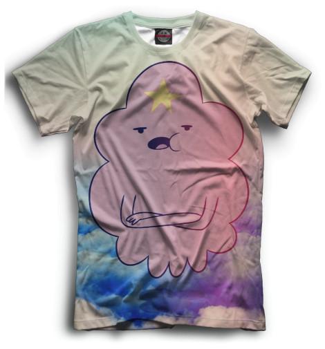 Мужская футболка Принцесса Пупырка