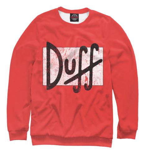 Купить Свитшот для девочек Пиво Duff SIM-263677-swi-1