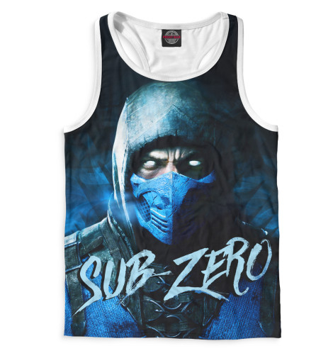 Мужская майка-борцовка Sub-Zero