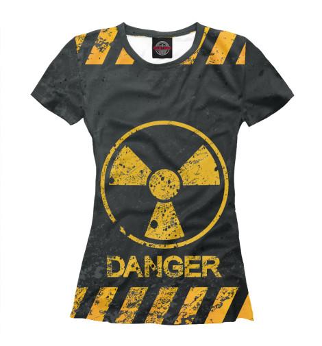 Футболка Print Bar Danger футболка print bar danger toxic