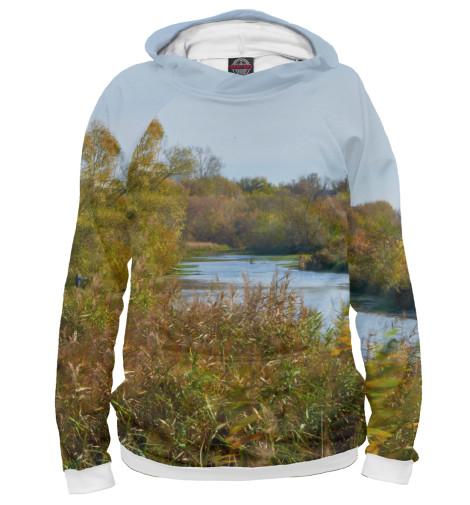 Худи Print Bar Осенняя река