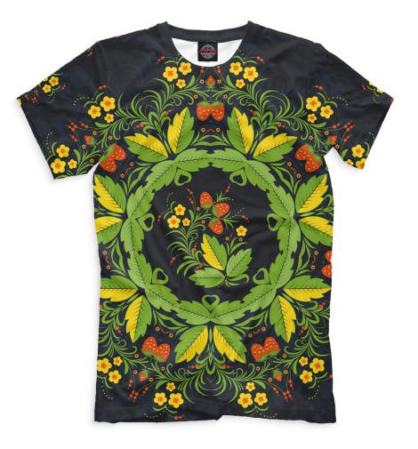 Мужская футболка Жостово